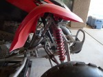 TRX400EX Stock Front Right Shock