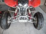 Honda 400EX With 450R Shocks