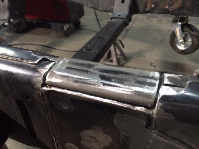 Gen 4 Ram 1500 frame chop